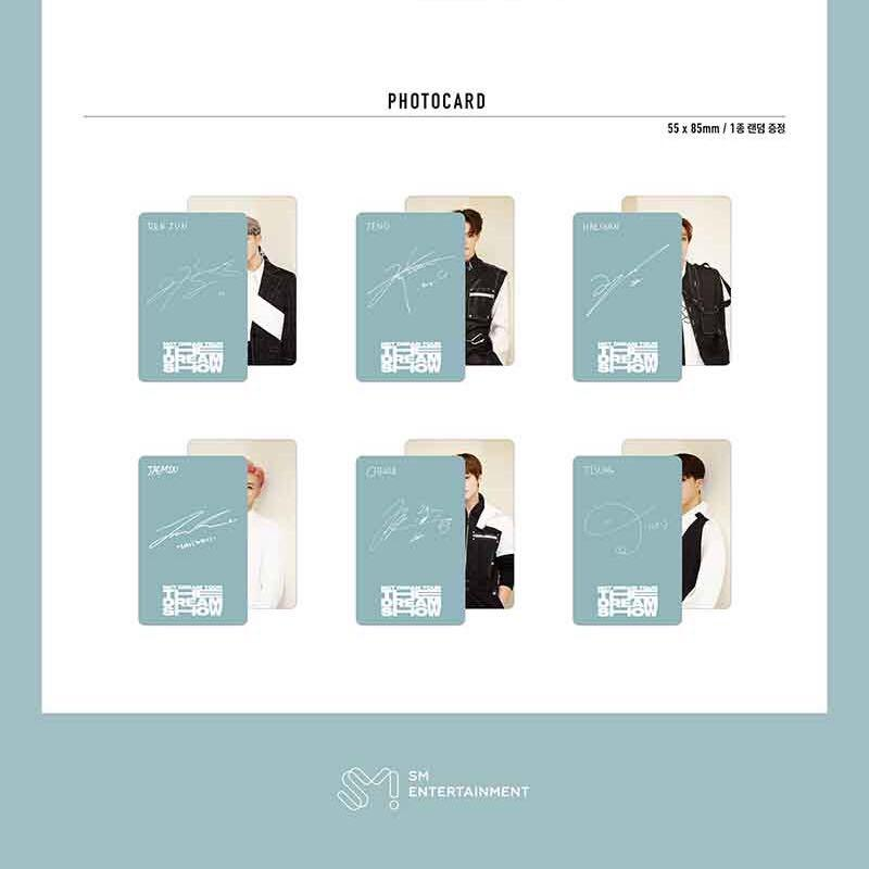 """[PREORDER] NCT DREAM TOUR """"THE DREAM SHOW"""" PHOTOBOOK & LIVE ALBUM"""