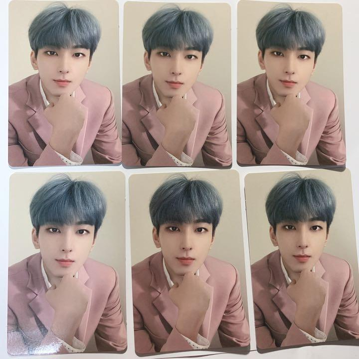 [Preorder] SEVENTEEN Fallin' Flower Wonwoo Regular/Normal ver