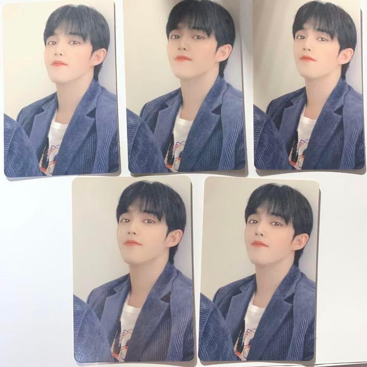 [Preorder] SEVENTEEN Fallin' Flower S.Coups/Seungcheol Regular/Normal ver