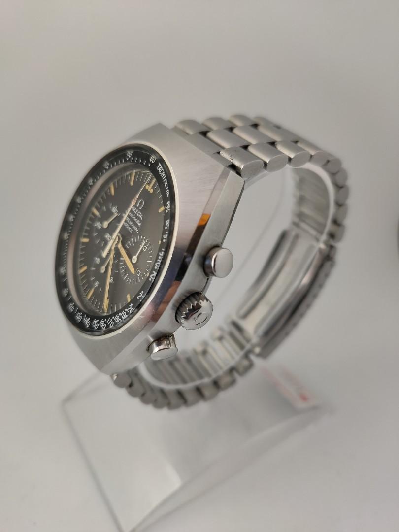 UNPOLISHED OMEGA Speedmaster Mark ii / Mark 2 Patina Dial Chronograph Cal.861 M-STORE KL