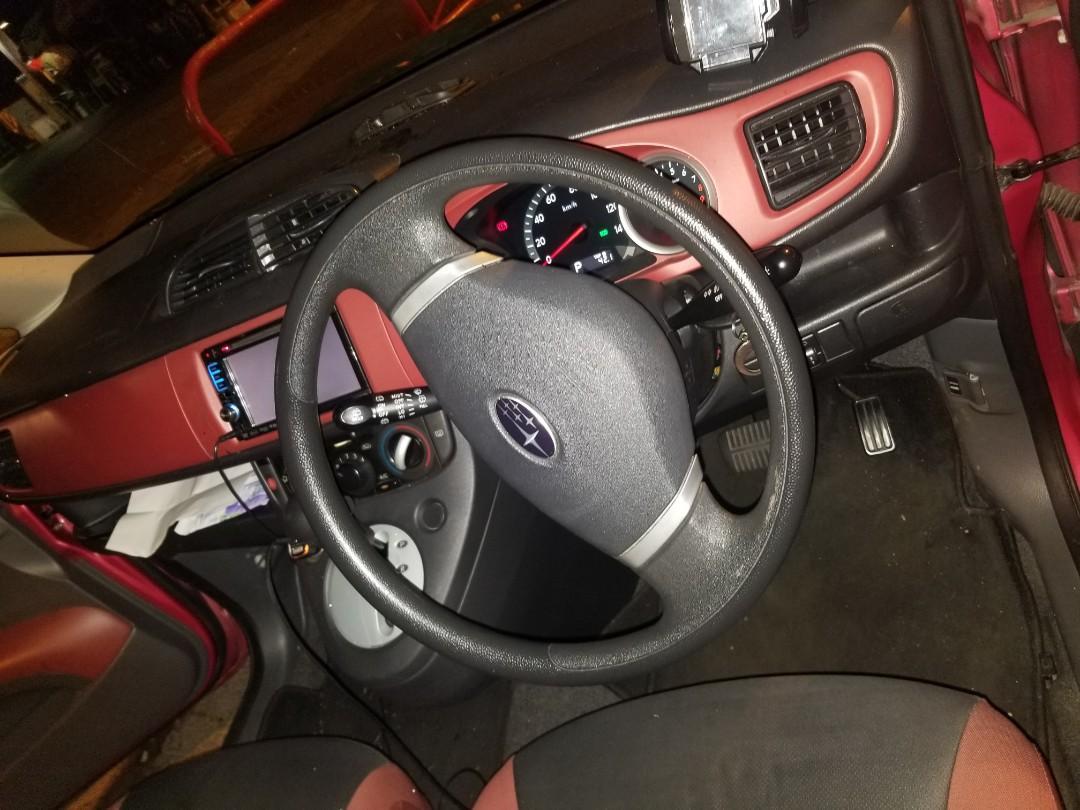 Subaru R1 FWD i-CVT (A)