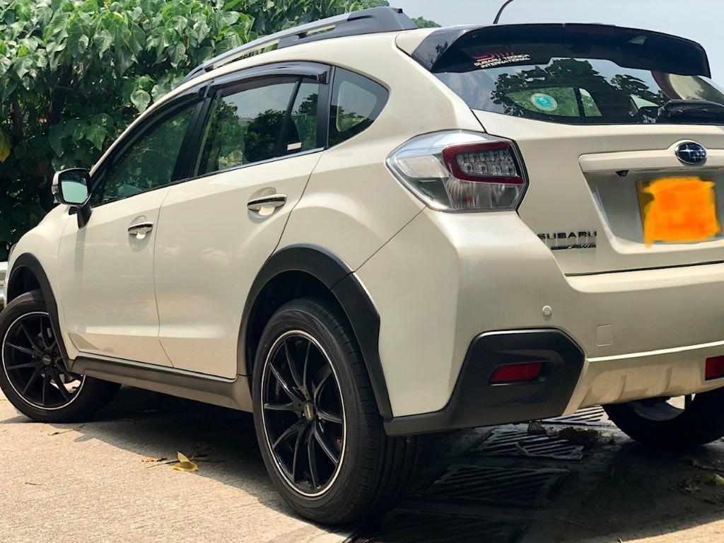 Subaru XV 2.0i-S (A)