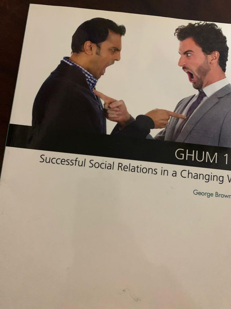 Successful Social Relations