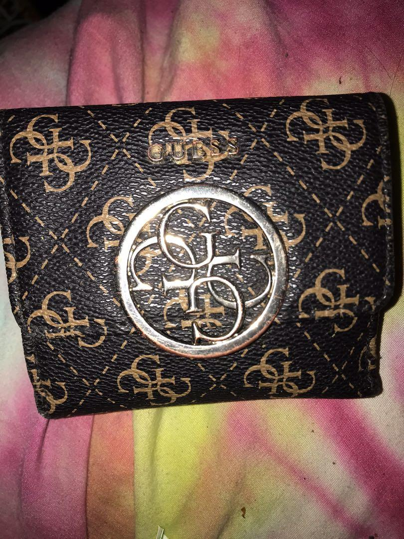 Two guess wallets first one is 30$ second is 20$ message for better pics