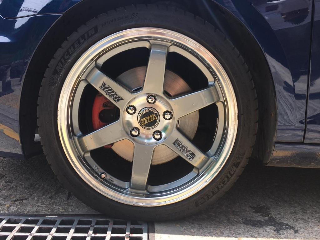 Volkswagen Golf GTI 2.0 TSI DSG 5-Dr (A)
