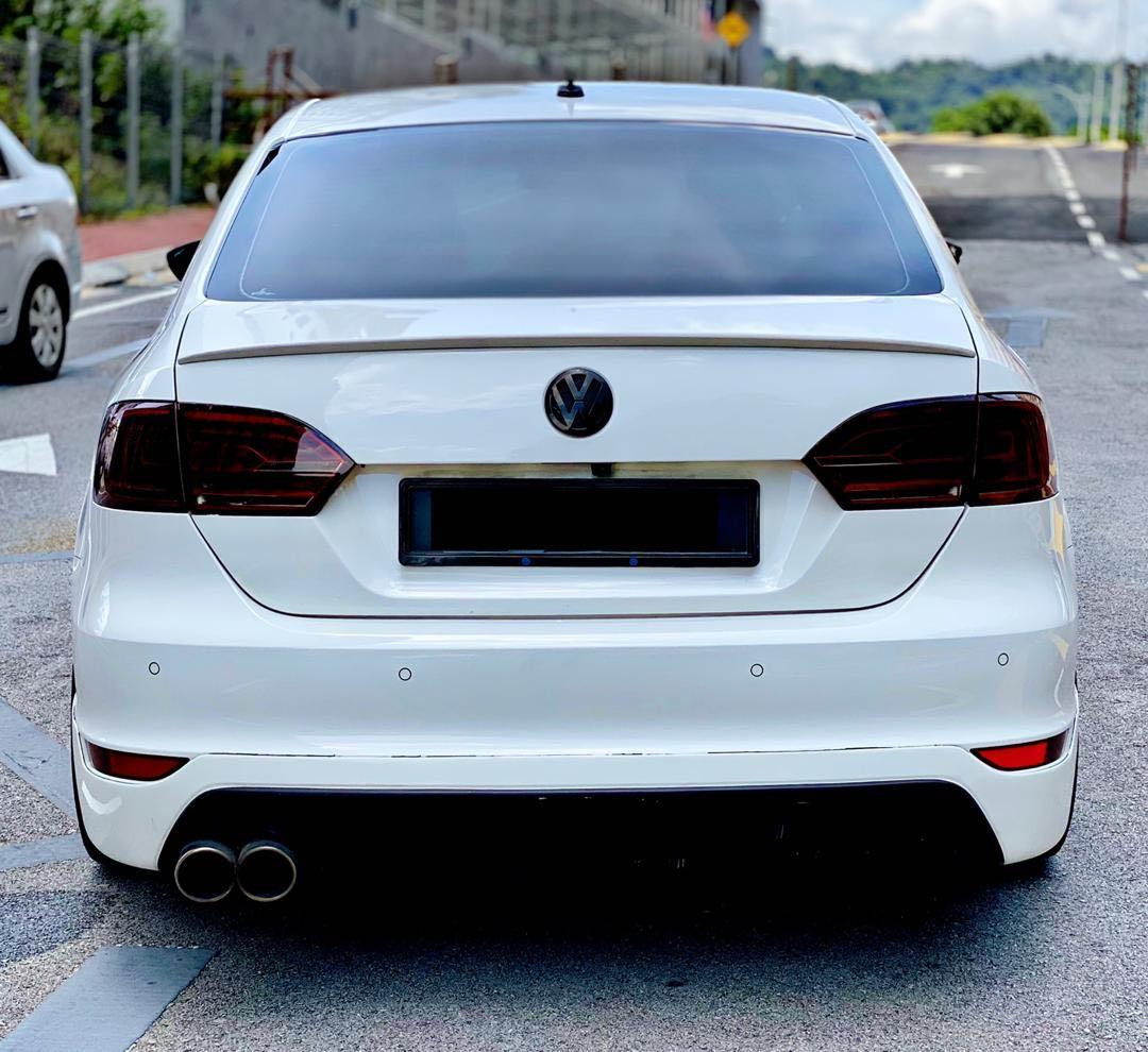 VOLKSWAGEN JETTA 1.4TSI (A) MODIFIED REMAP STAGE 2