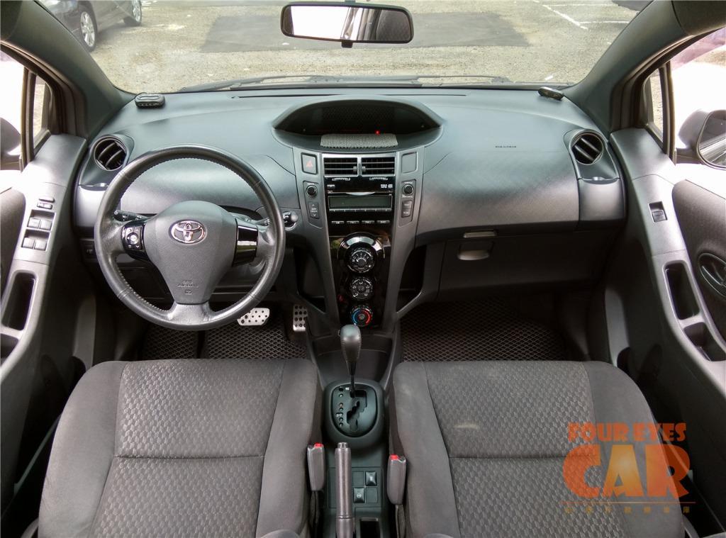 2007年 豐田 YARIS S版 - 四眼仔歡樂車庫