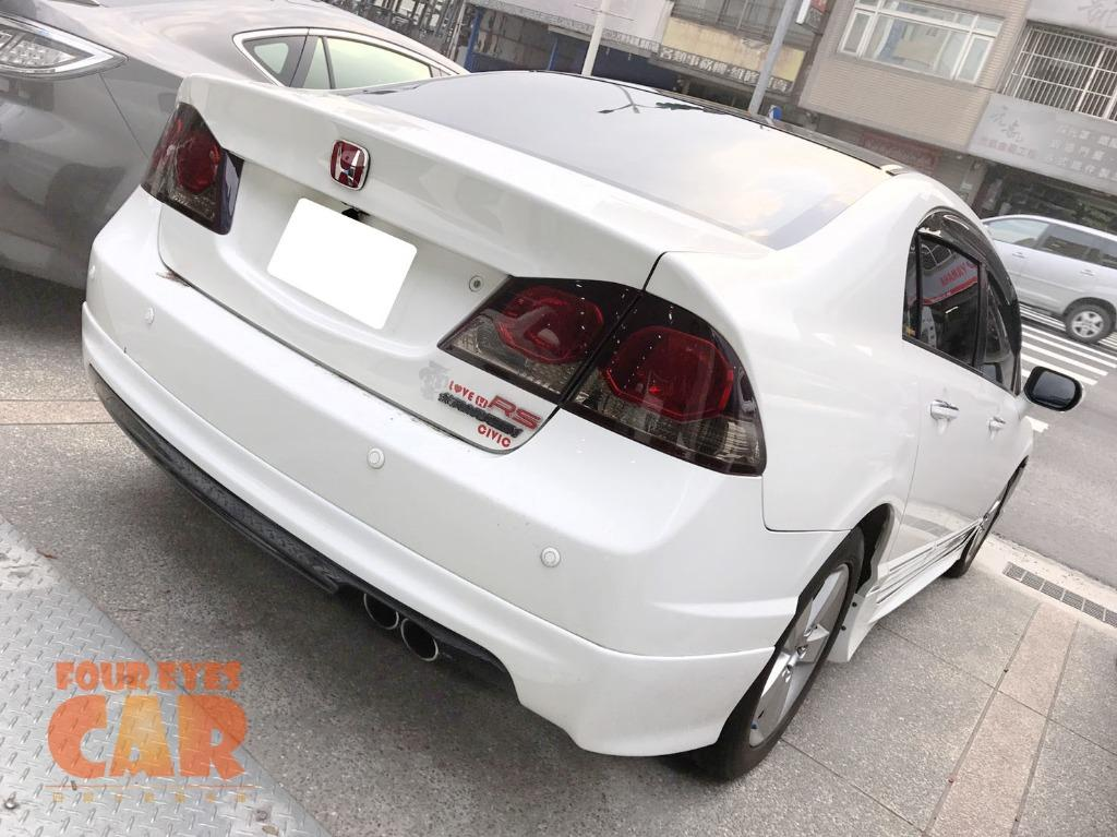2010年 本田 K12 RR包 - 四眼仔歡樂車庫