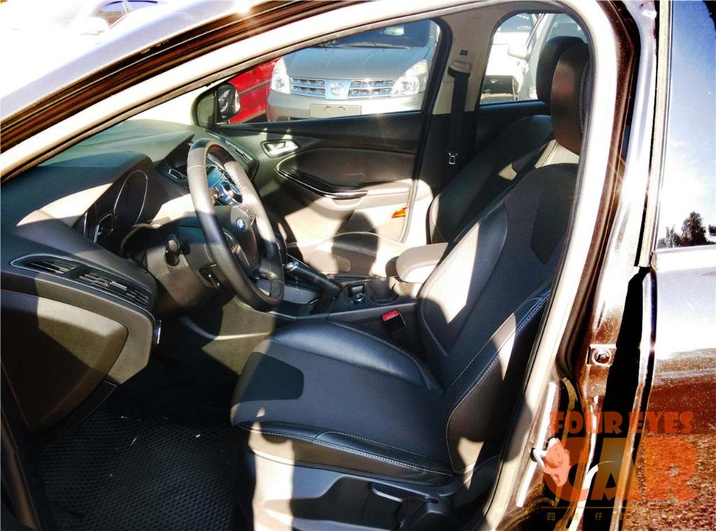 2013年 福特 FOCUS TDCI 5D- 四眼仔歡樂車庫
