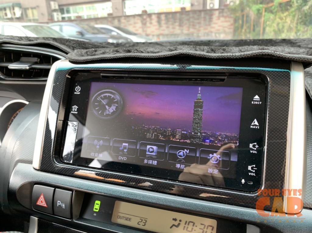 2015年 豐田 WISH J 頂級版 - 四眼仔歡樂車庫