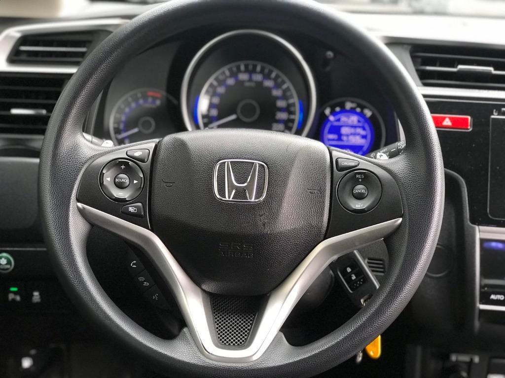 2015年 FIT 頂級 S版 - 四眼仔歡樂車庫