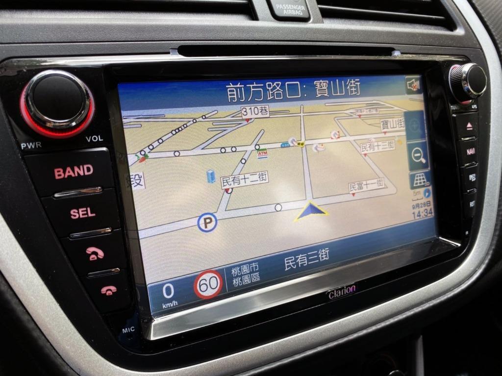 2015年 SUZUKI SX4 GL PLUS 配備最多 一手車 全車原钣件 IKEY 換檔快撥 駕馭上跟舒適上更不用說