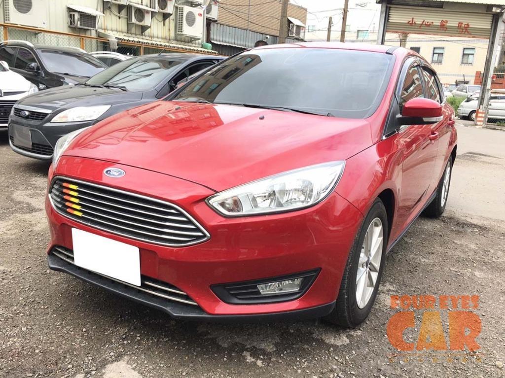 2016年 福特 FOCUS 5D - 四眼仔歡樂車庫