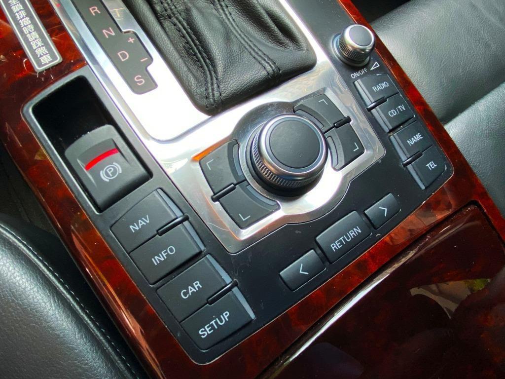超強的貼背感 2006 奧迪 A6 2.0 TURBO FSI 渦輪增壓 170hp馬力
