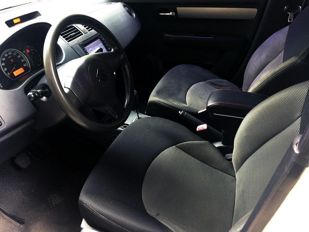 銷售冠軍之一 2007 SWIFT 歐式的車身外觀與便利的內裝配備 強健的底盤懸吊造就其優異的銷售成績