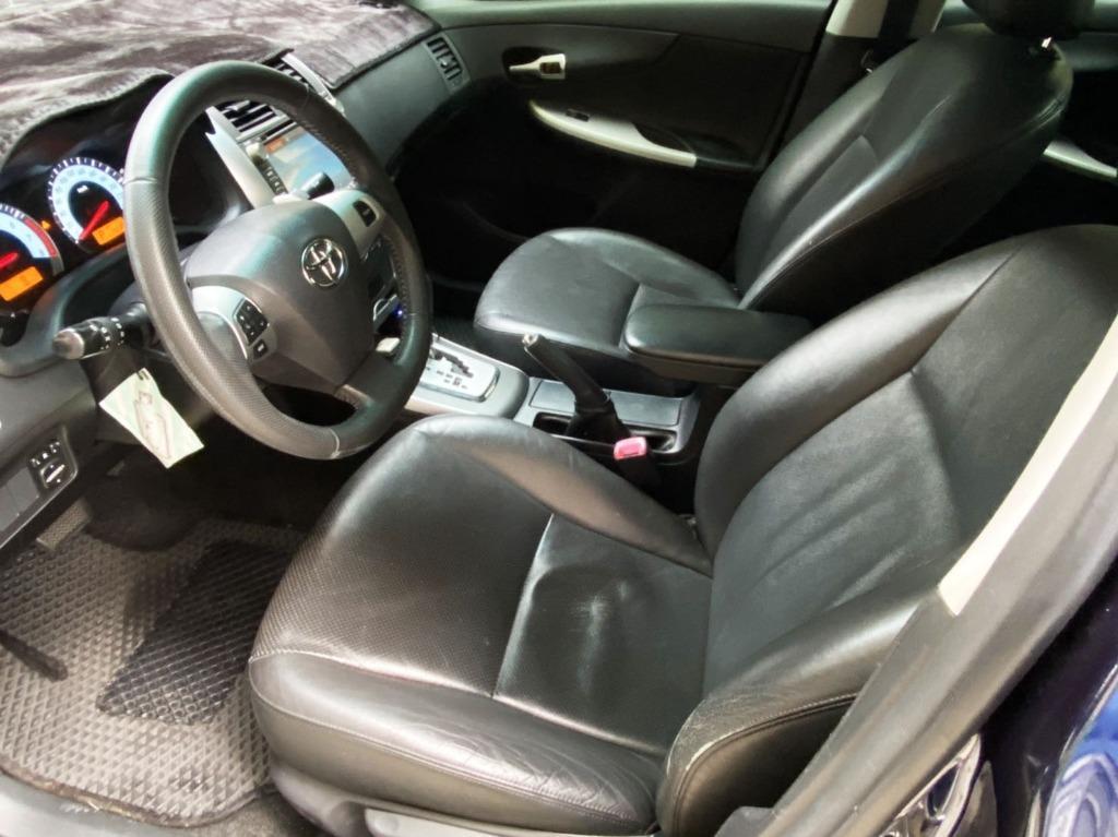 市場少有 運動車型 國民神車 引擎 變速箱 冷氣 超耐用 2012 TOYOTA Corolla Altis 2.0 Z