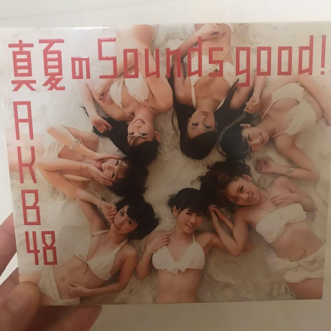 日本組合 AKB48 真夏no sounds good