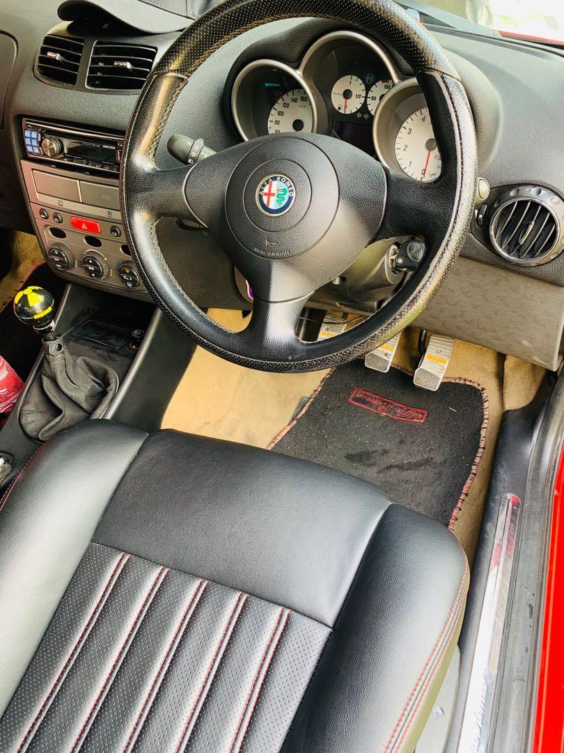 Alfa Romeo 147 147 2.0 Manual
