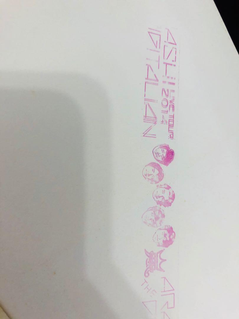 Arashi 印章