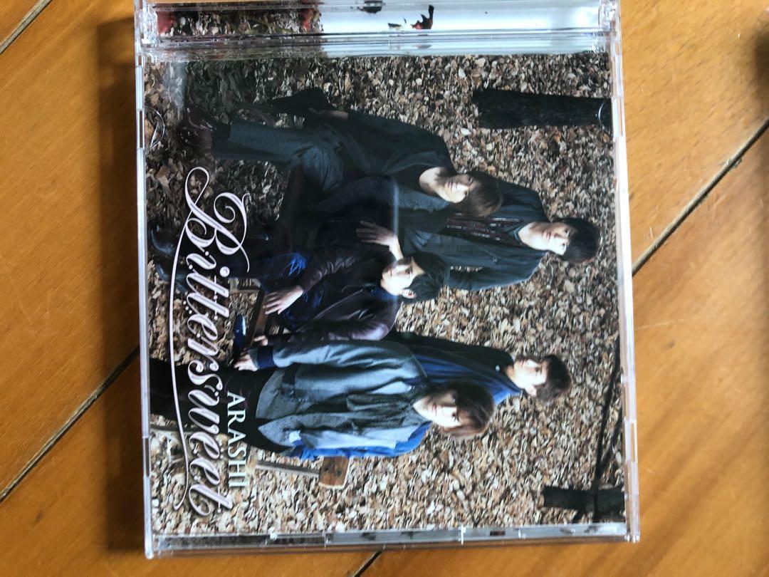 Arashi  CD