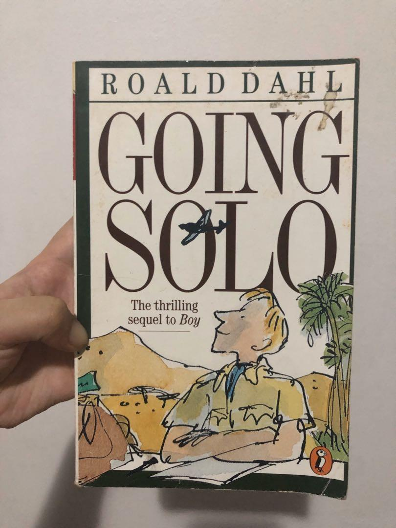 Cheap children's pocket books (Going Solo by Roald Dahl, Museum of Thieves by Lian Tanner, Tall Story by Candy Gourlay, and The Amazing Maurice and Educated Rodents by Terry Pratchett)