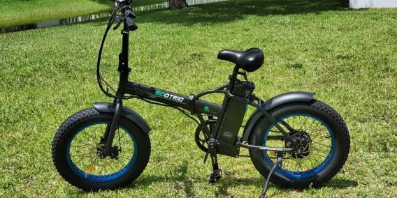 Ebike Electric FAT Bicycle foldable
