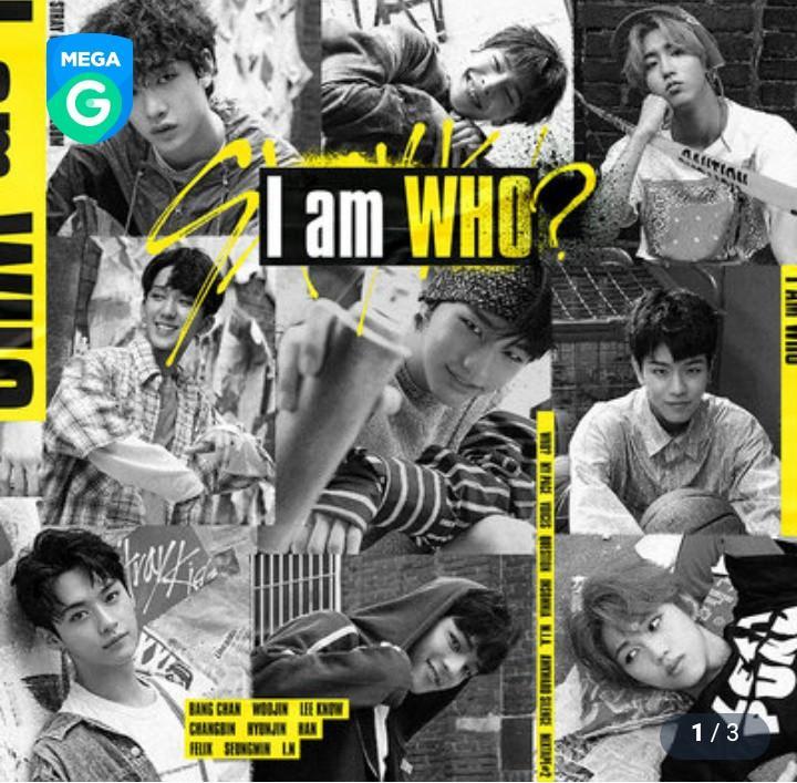 [🇲🇾GO] STRAY KIDS ALBUM MIXTAPE // I AM NOT // I AM WHO // I AM YOU
