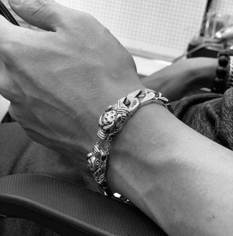 gucci feline japanese bracelet