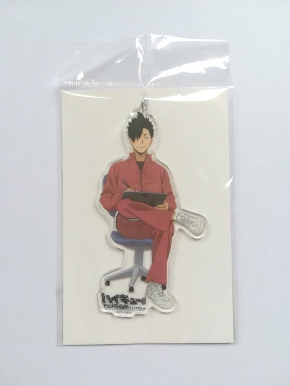 Haikyuu!! - Tetsuro Kuroo - Acrylic Key Chain / Keyholder