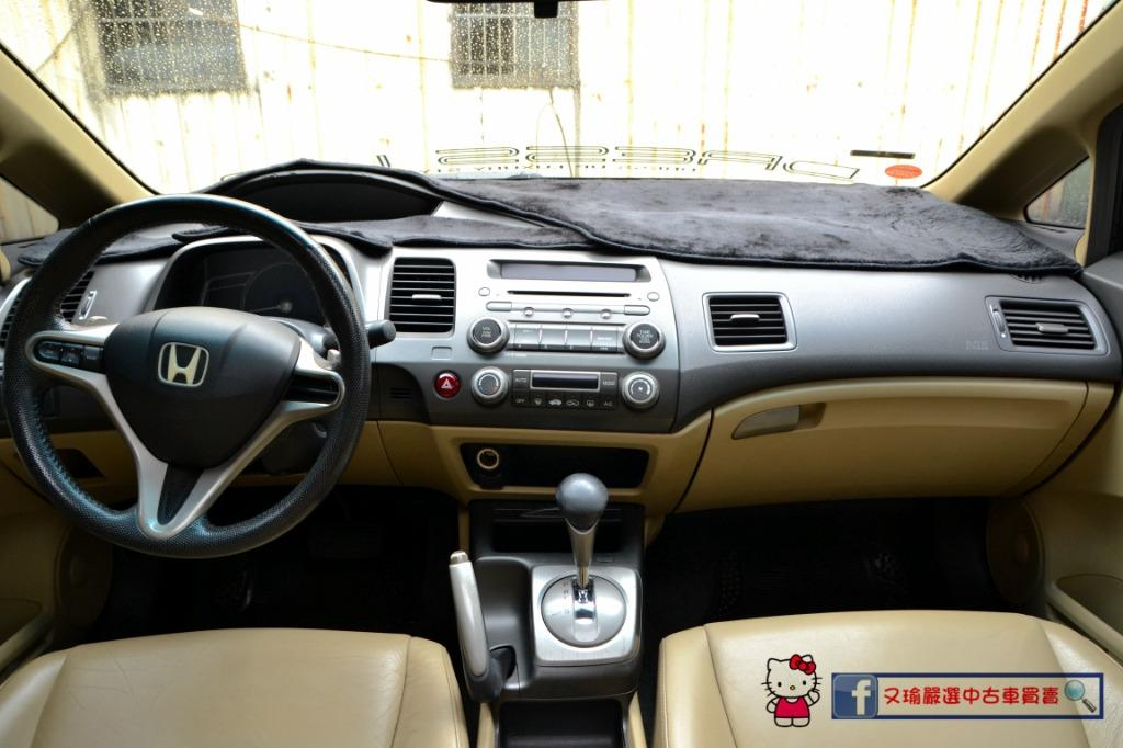 Honda Civic(K12) 1.8頂規 帥氣老車不退流行~非常耐操~