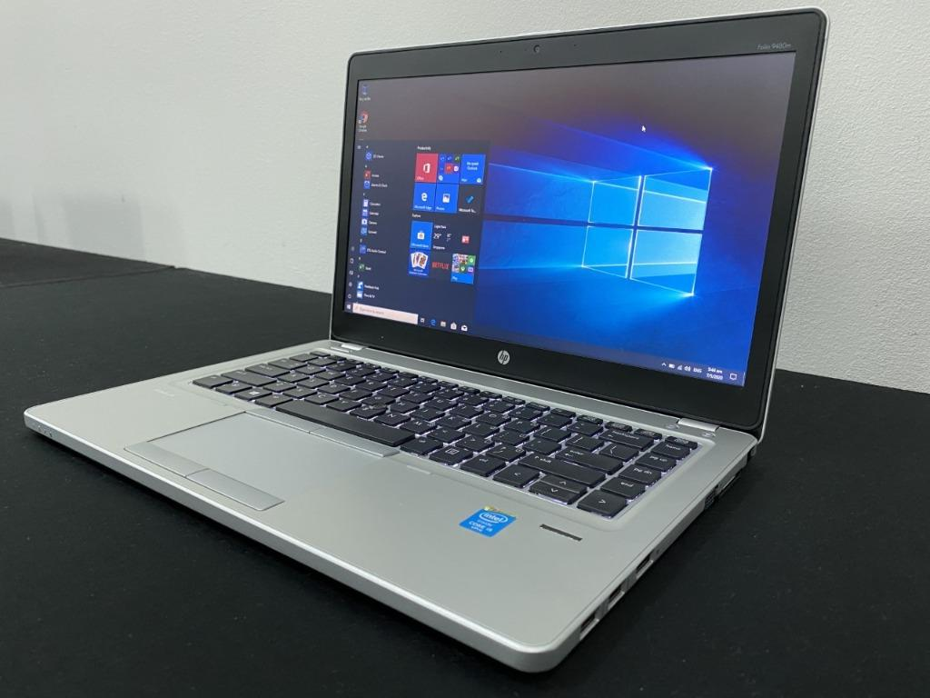 Hp Slim Lightweight Laptop Ssd Led Keyboard For Cheap Sale Electronics Computers Laptops On Carousell
