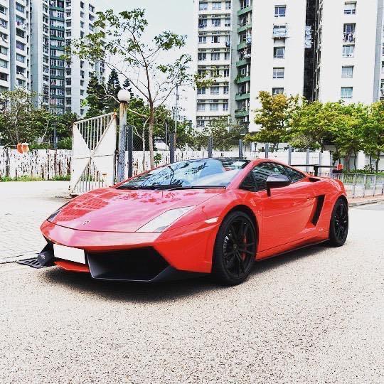 Lamborghini Gallardo LP 570-4 Auto