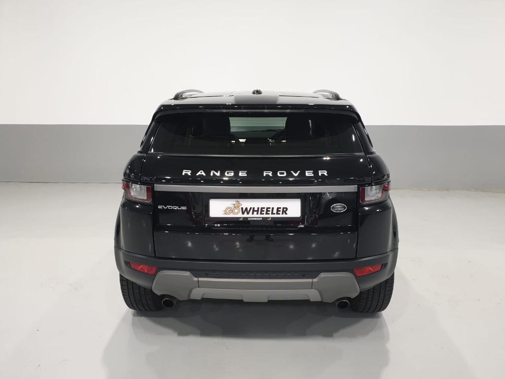 Land Rover Range Rover Evoque Land Rover Range Rover Evoque 2.0A 5DR Auto
