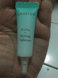 Laneige mini pore blurring tightener 5 ml