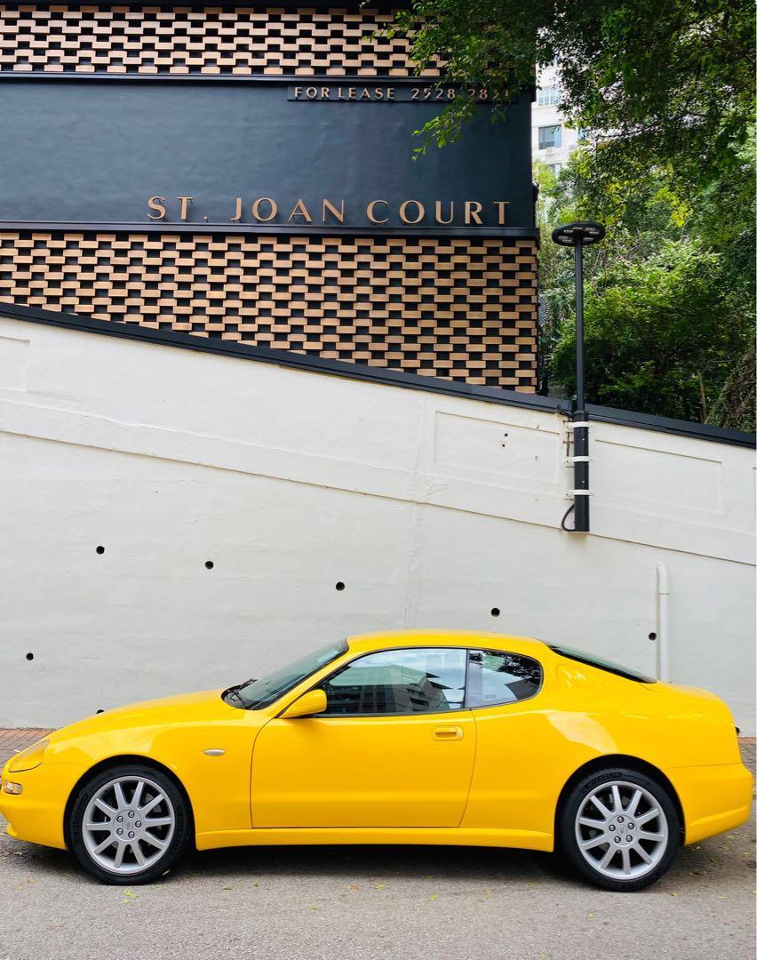 Maserati 3200 GT GT Auto