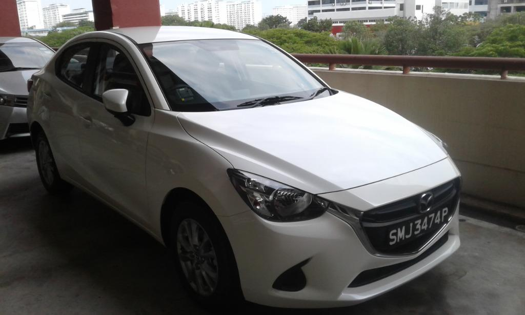 MAZDA FOR RENT 50% OFF RENTAL ( AFTER CIRCUIT BREAKER PROMOTION - PHASE 1 )