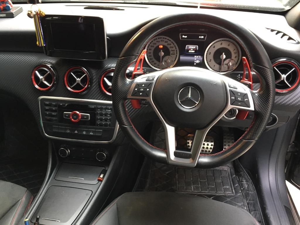 Mercedes-Benz A250 SPORT AMG 2015 Auto