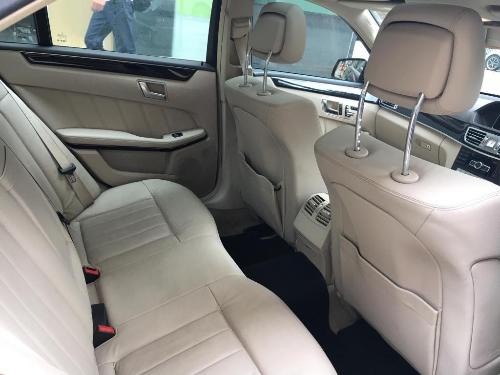 Mercedes-Benz E250 CDI Avantgarde (A)