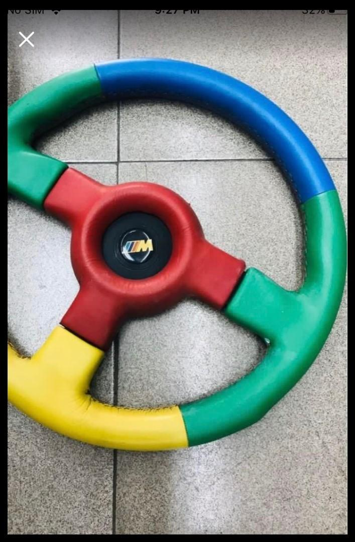 Momo Benetton Wheel Steering