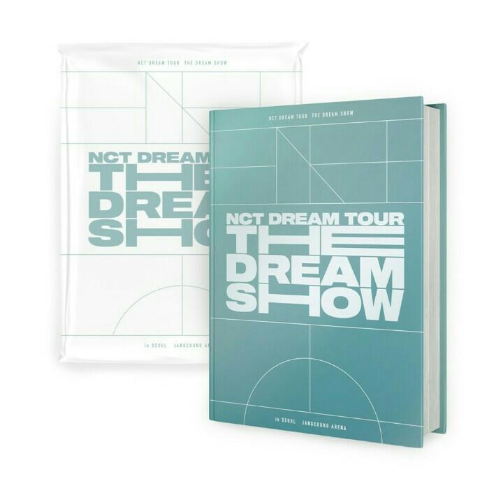 NCT DREAM TOUR THE DREAM SHOW Photobook Live Album