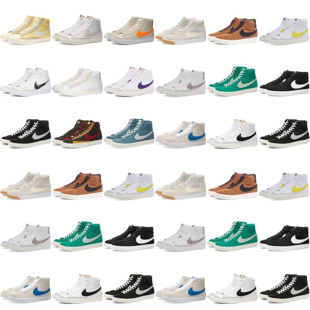 Nike Blazer Mid 77, Men's Fashion