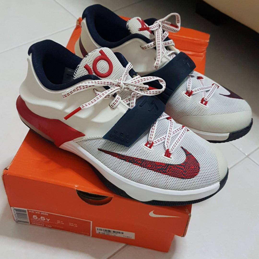 Nike Shoes KD VII (GS) Basketball