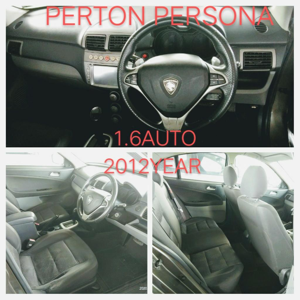 PROTON PERSONA 1.6AUTO 2012YEAR On the road Price RM17,888.88☺ 👍www.wasap.my/0122367272/SengSeng☺🙏