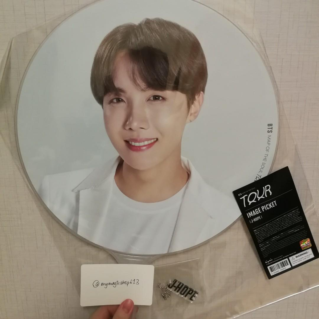 <RS> IMAGE PICKET - BTS MAP OF THE SOUL TOUR OFFICIAL MD