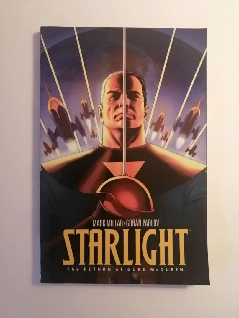 Starlight graphic novel
