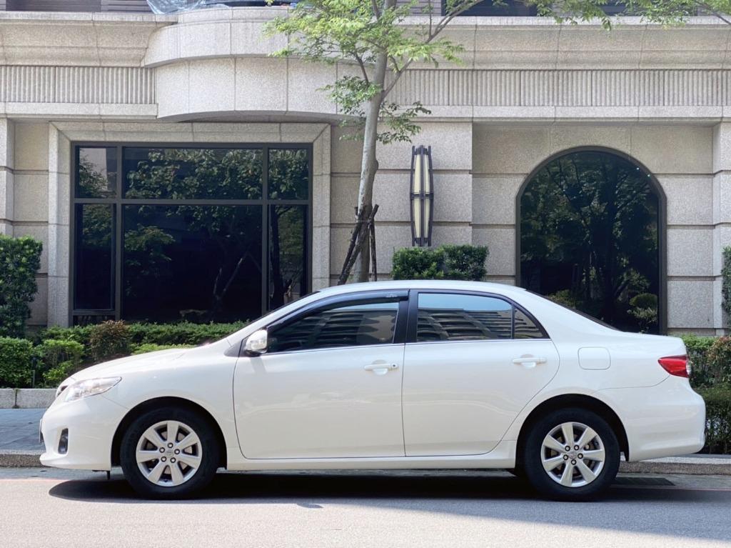 TOYOTA Corolla Altis 1.8 E 國民神車 引擎 變速箱 冷氣 超耐用 經濟實惠 省油省稅 維修保養 超便宜