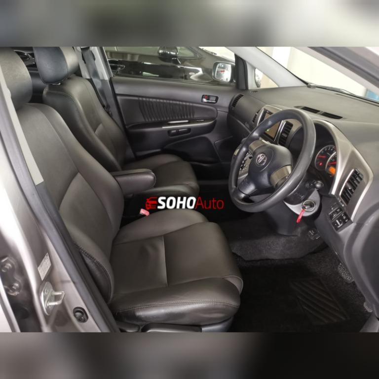 Toyota Wish MPV SUV For Rent SG Car Rental Singapore Vehicle Leasing