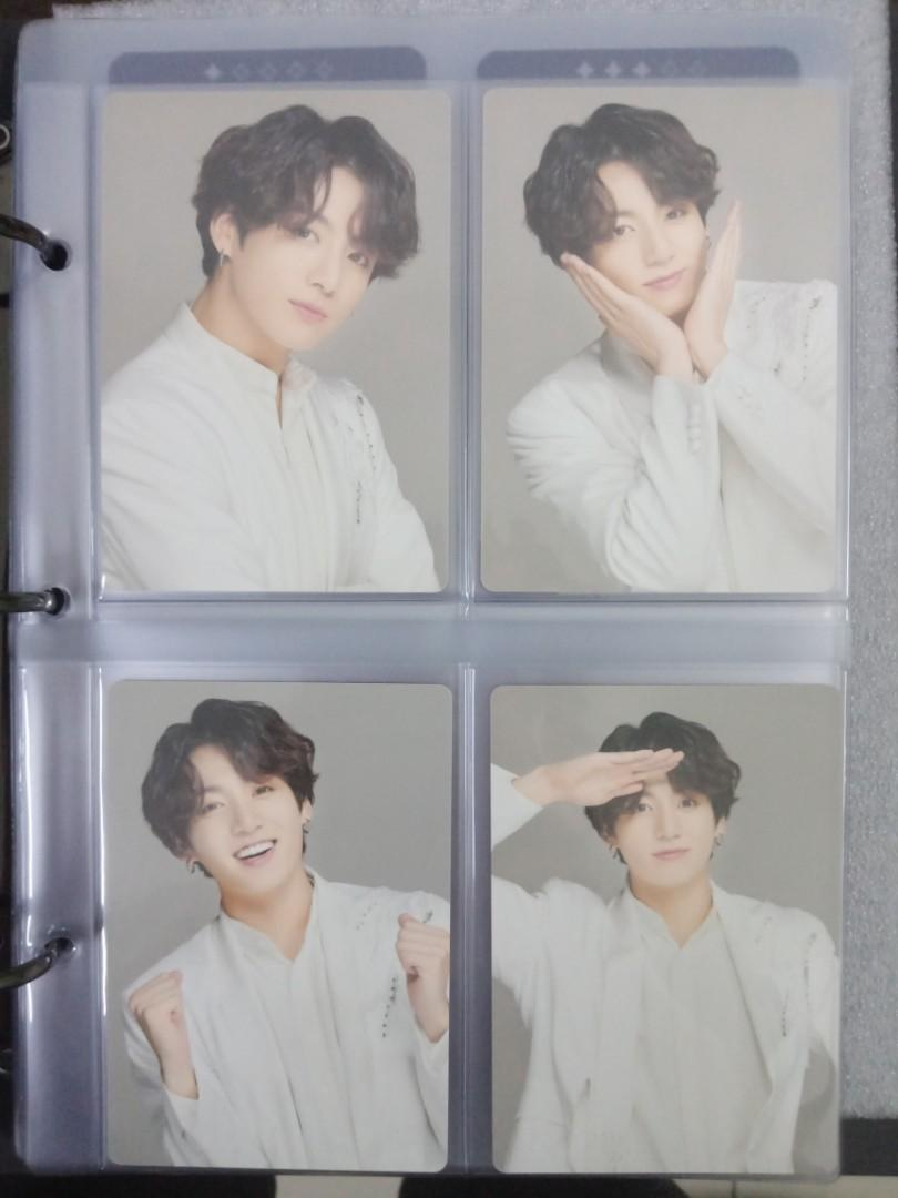 [WTS] BTS Jungkook Speak yourself final mini photocard set