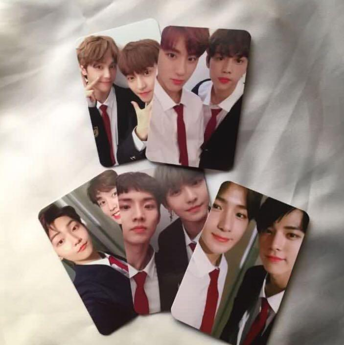 [wts] the boyz the sphere pre order benefit photocards