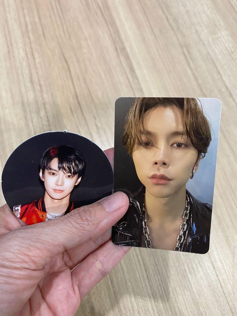 WTT/WTS NCT127 Neo Zone Ver T Johnny PC & Doyoung CC
